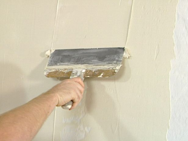 How To Remove Texture From A Wall And Get A Smooth Look Removing Textured Walls Home Fix Diy Home Improvement