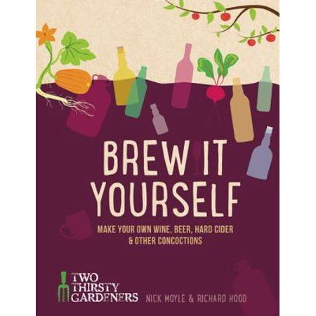 Books in 2020 | Make your own wine, Brewing, Make your own ...