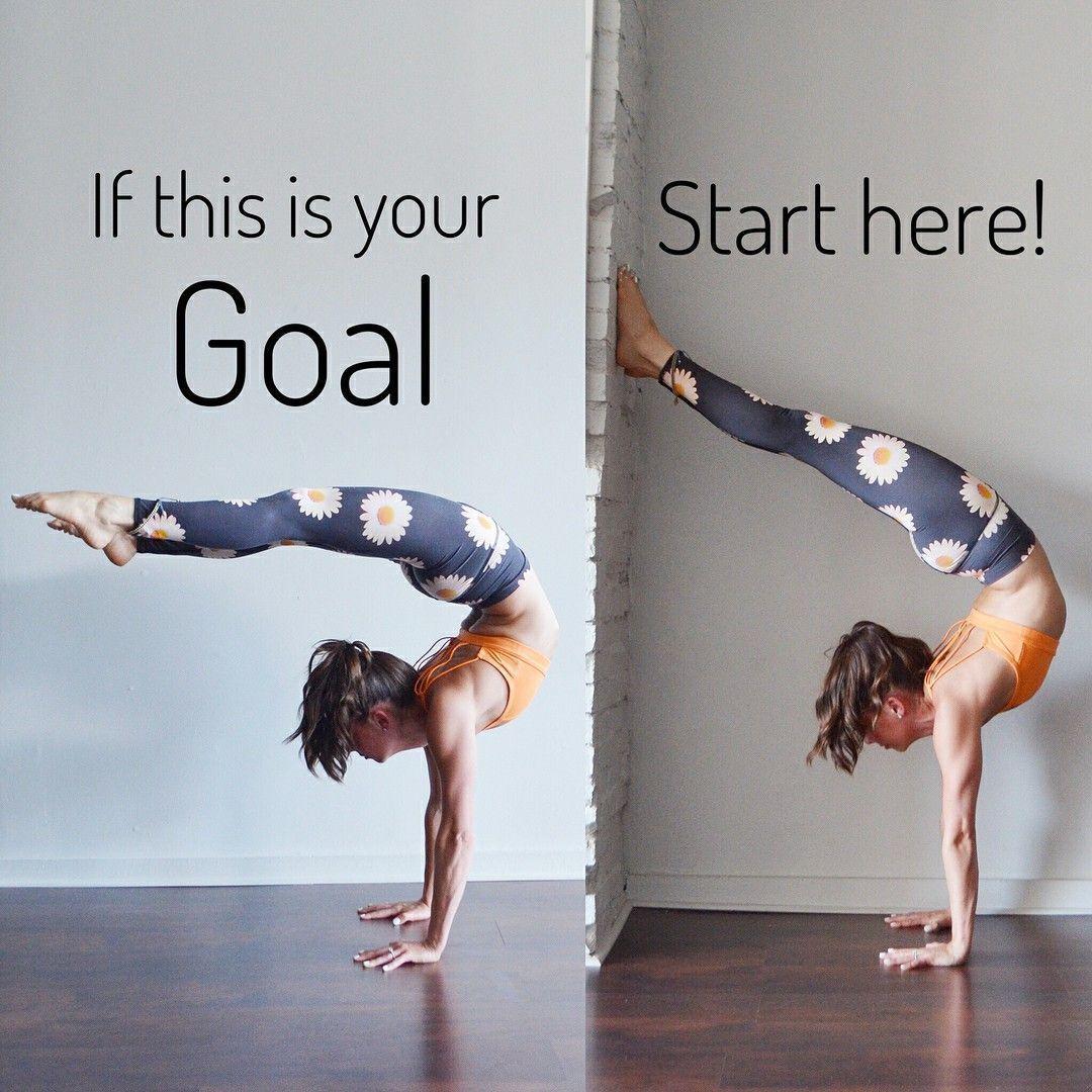 Acrobatics acrobatics cheerworkouts in 2020 yoga