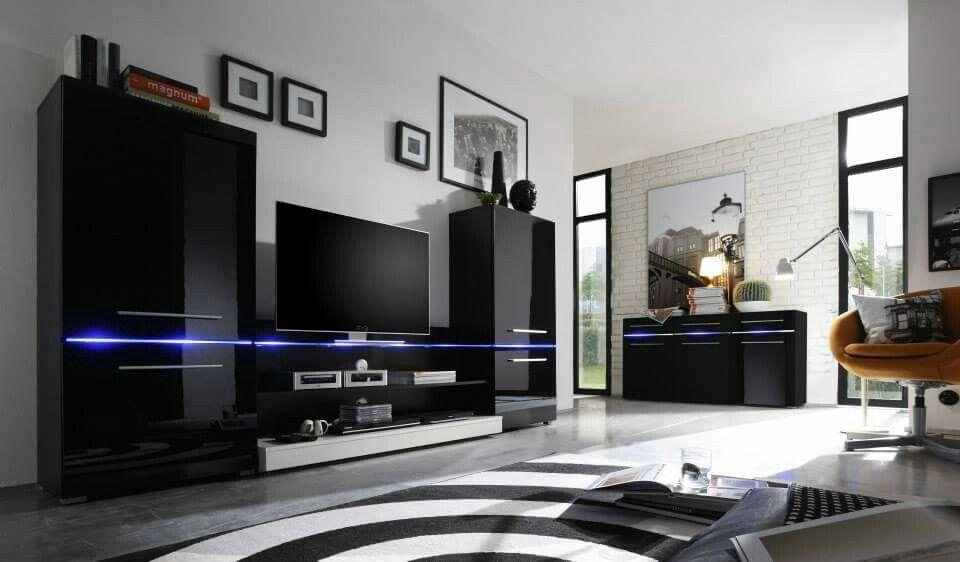 Moderne wohnwände unités murales pour tv mobilier de salon salons meubles à fabriquer soi même murs de télévision inspiration salon stands tv
