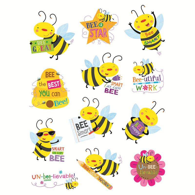 BEE REWARDED STICKERS