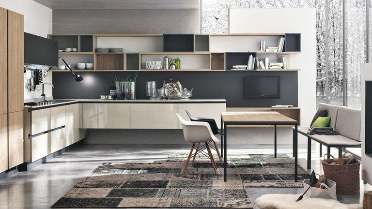 cucine moderne stosa - modello cucina aleve 07 | Kitchen ...