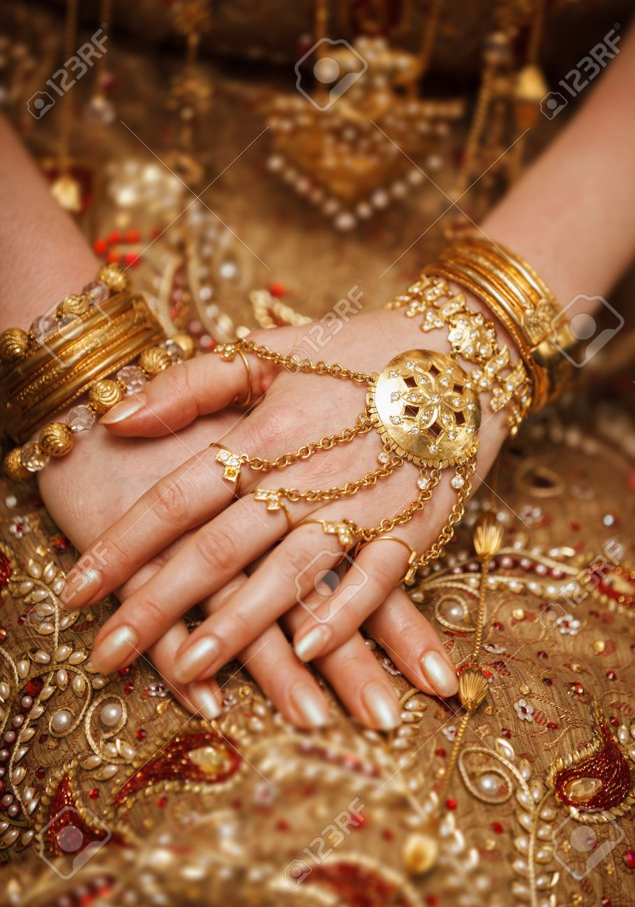 Stock Photo in 2020 Bridal bangles, Wedding jewelry