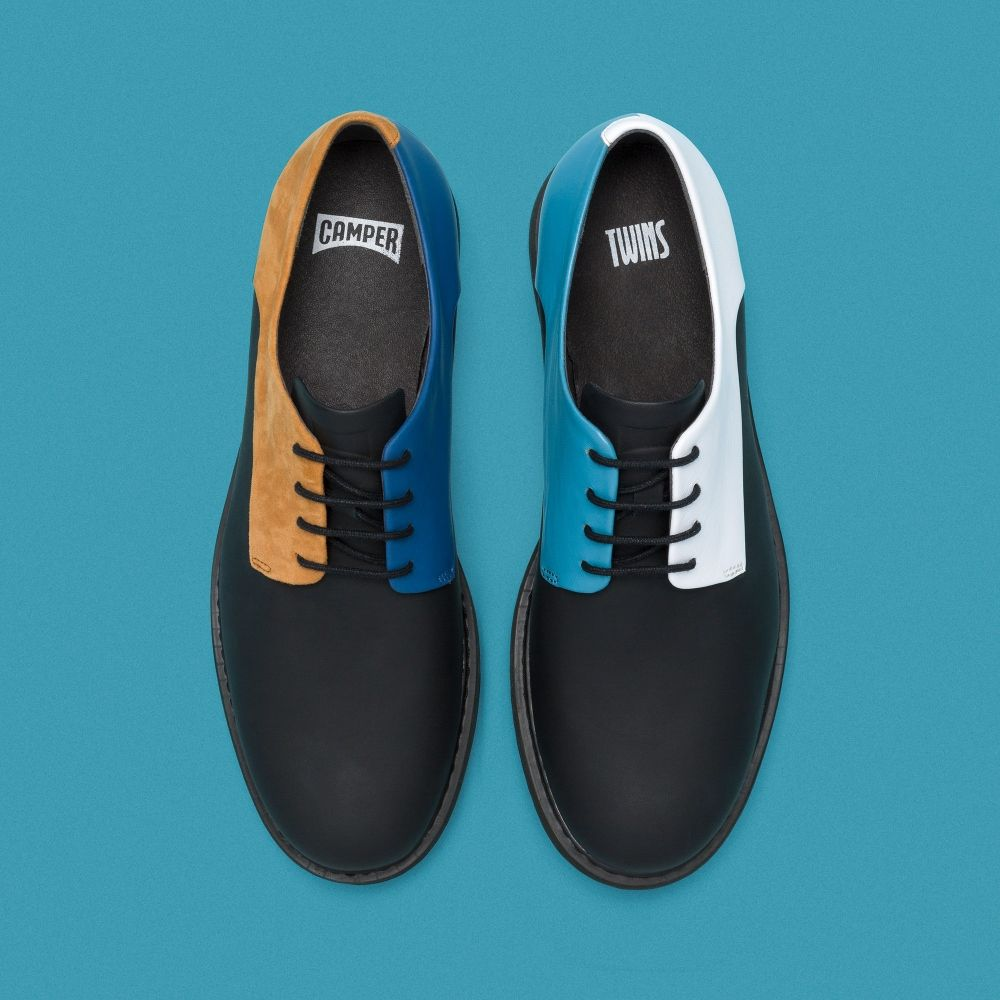 Camper Twins Multicolor Formal shoes Men K100240-002