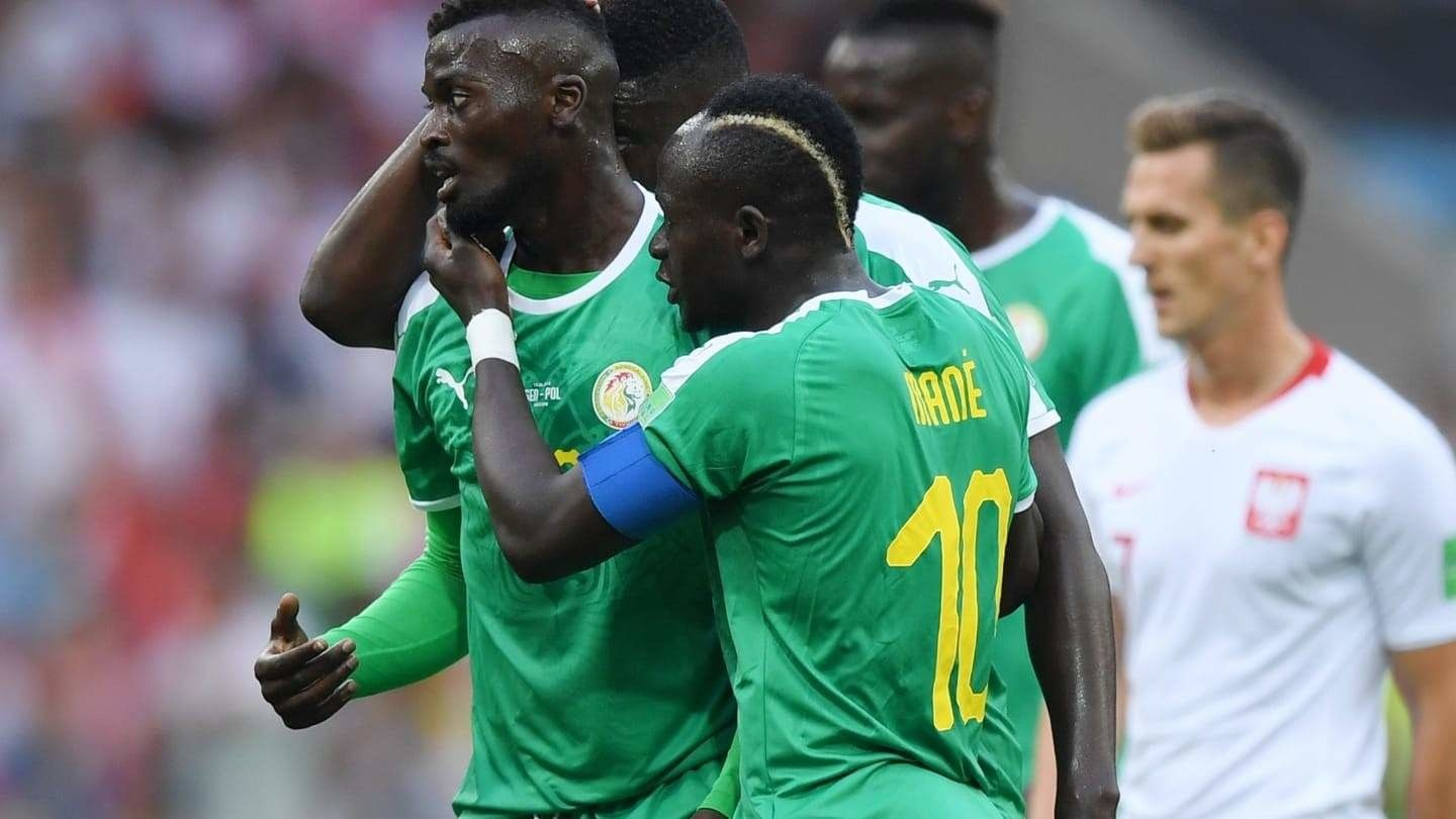 Mbaye Niang Avec L Equipe Nationale Chacun Veut Mettre Son