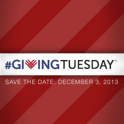 UNselfie. Turn the Camera Around on #Givingtuesday and give!