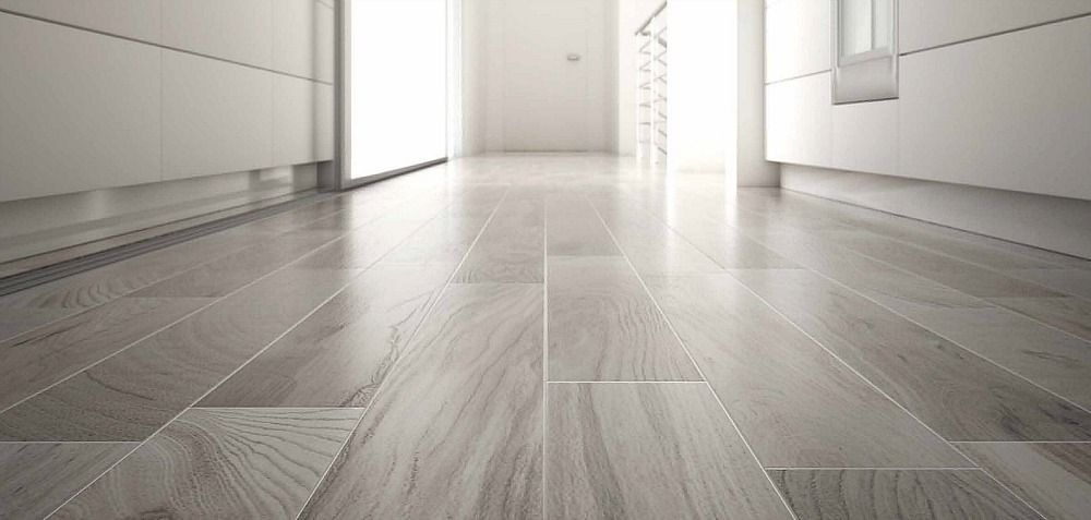 New flooring trends