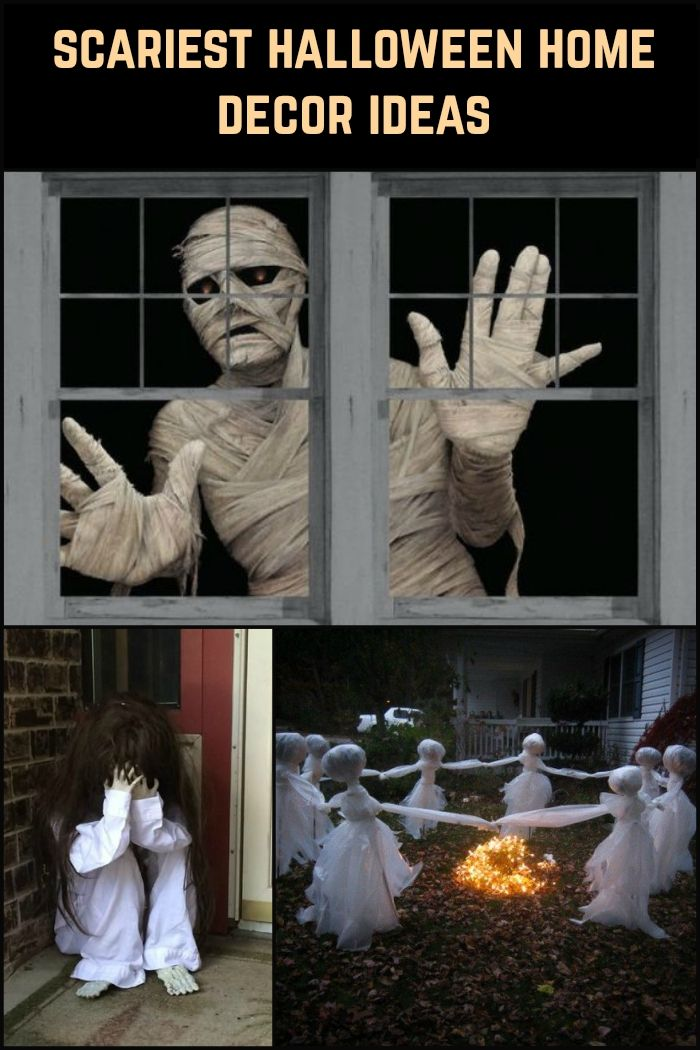 Why not give your neighbors or house guests a good scare this