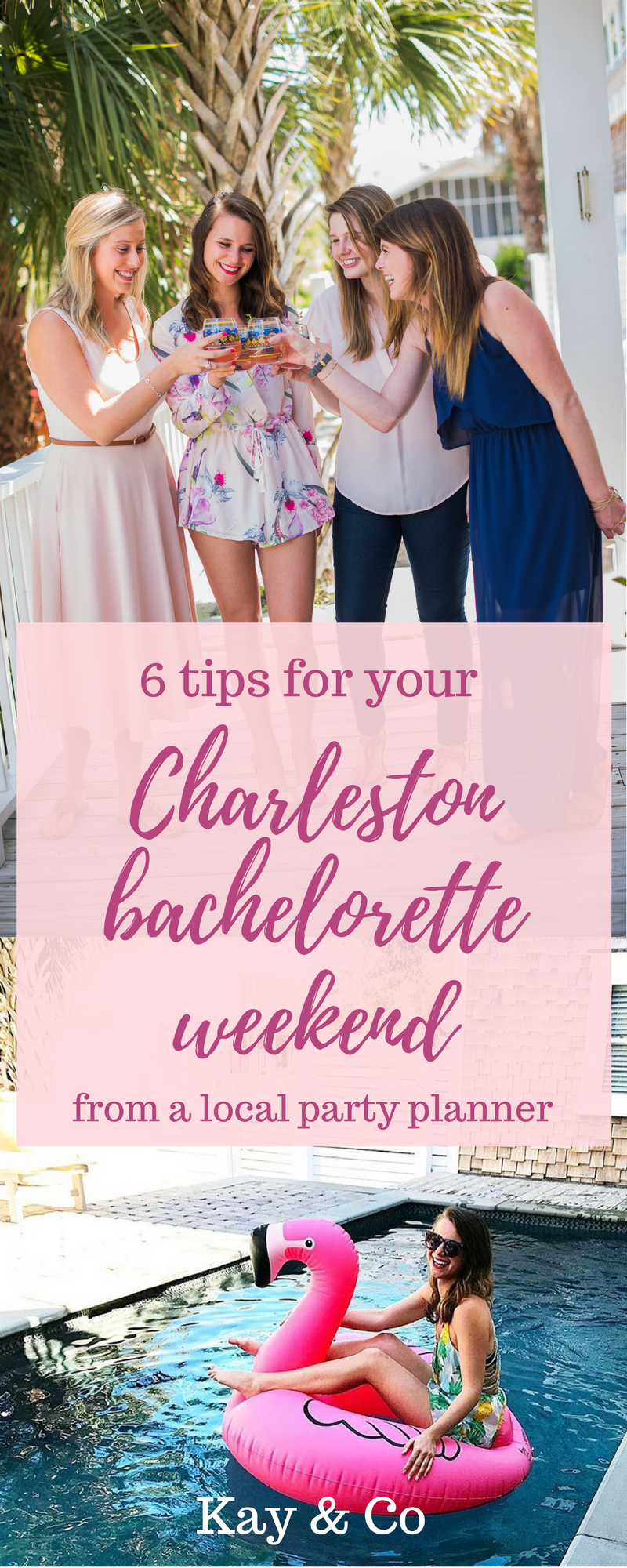 how to host the best-ever bachelorette weekend (or girls\' weekend ...