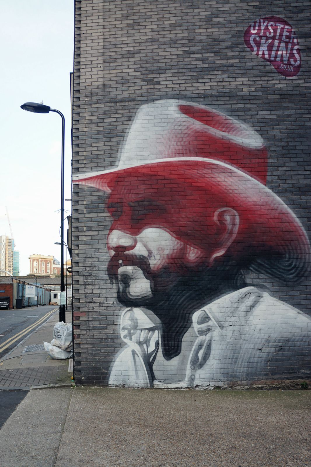 El Mac on Hewett Street...