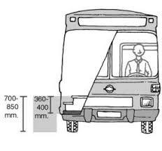Resultado De Imagen Para Parada De Autobus Medidas Bus Bus Stop Luggage