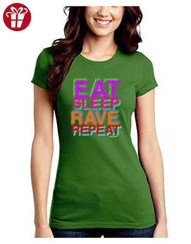 TooLoud Eat Sleep Rave Repeat Sweatshirt