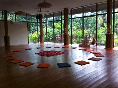 Yogabarn Studio Ketut Ubud Yoga Teacher Training Bali Best Meditation
