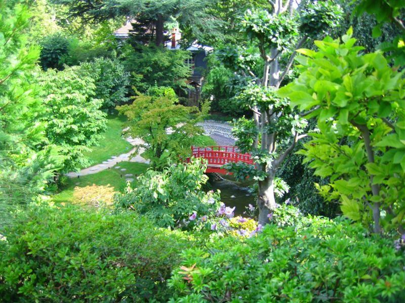 Les jardins albert kahn boulogne billancourt gardens - Jardin japonais boulogne billancourt ...