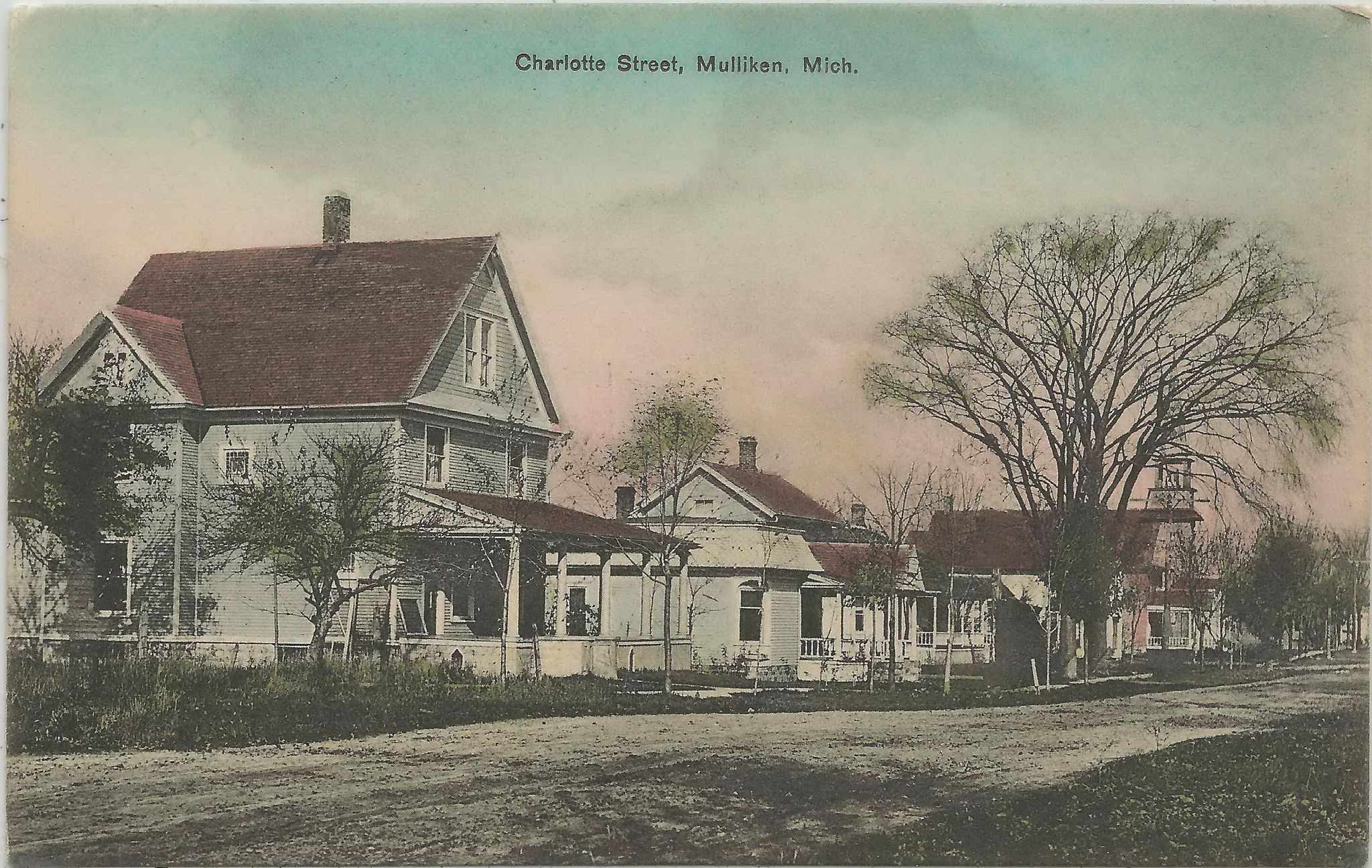 Michigan eaton county potterville - Charlotte