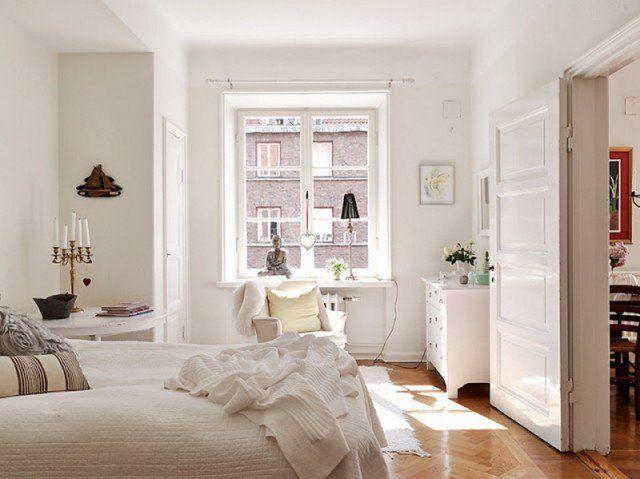 Chambre scandinave réussie en 38 idées de décoration chic! | Designs ...