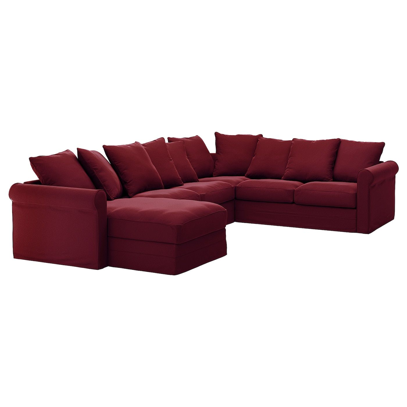 Ikea Gronlid Cover For Sectional 5 Seat With Chaise Ljungen