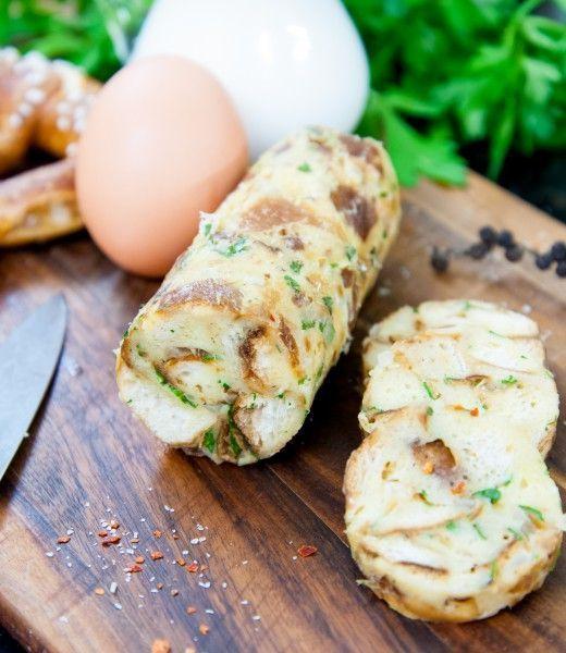 Rezept Brezelknödel  Rezept Brezelknödel  recipe butterball