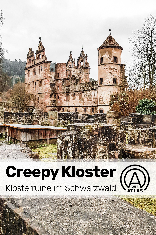 Kloster Hirsau - Klosterruine im Schwarzwald