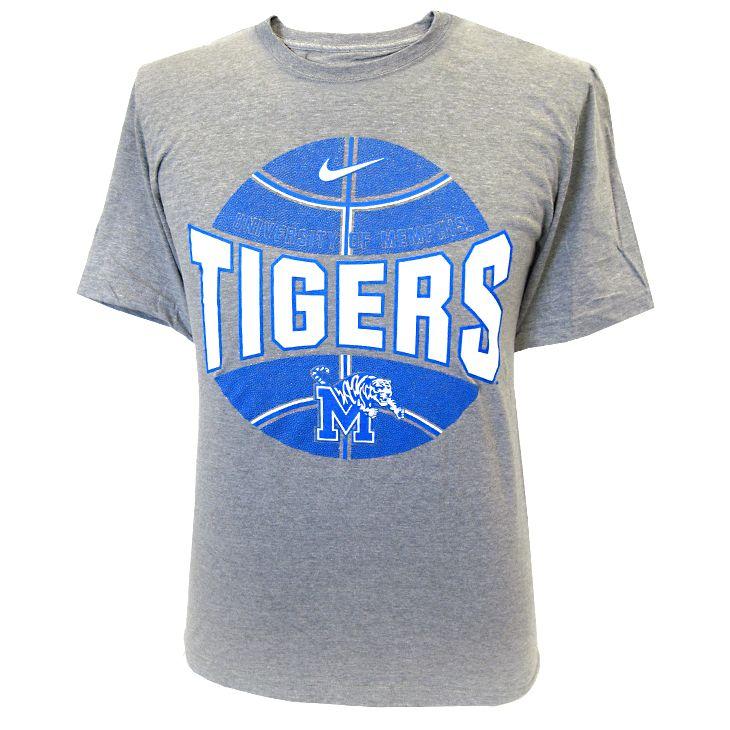 Memphis Tigers Basketball T-Shirt
