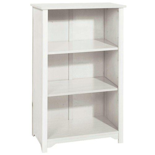 Amazon Com Oxford 24 Inch White Three Shelf Open Bookcase Three Shelf 24w White White Bookshelf Nights Open Bookcase Bookcase Home Decorators Collection
