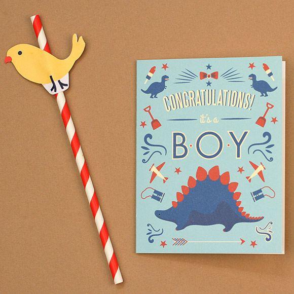 Dinosaur Congratulations Baby Card Baby Congratulations Card Congratulations Baby Free Printables Baby