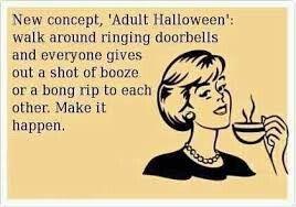 Funny Ecard   Adult Halloween   So Funny