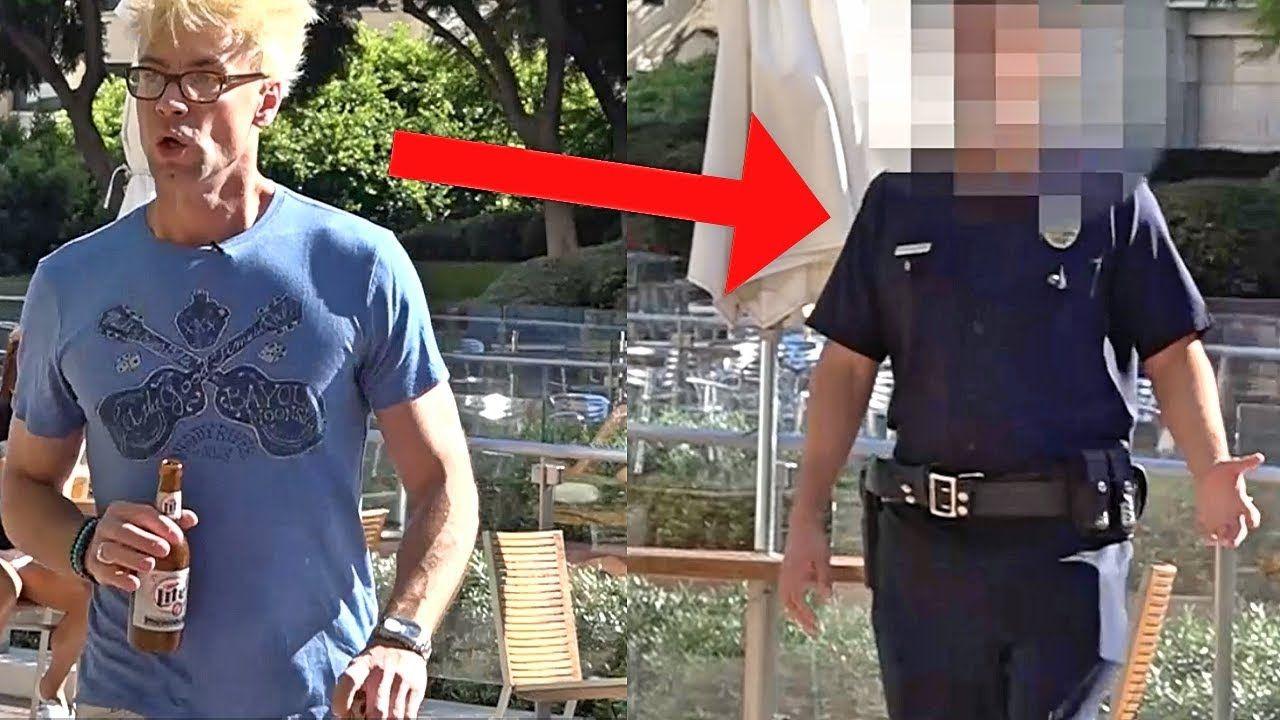 BEST Angry Cop Pranks (NEVER DO THIS!!!) POLICE MAGIC