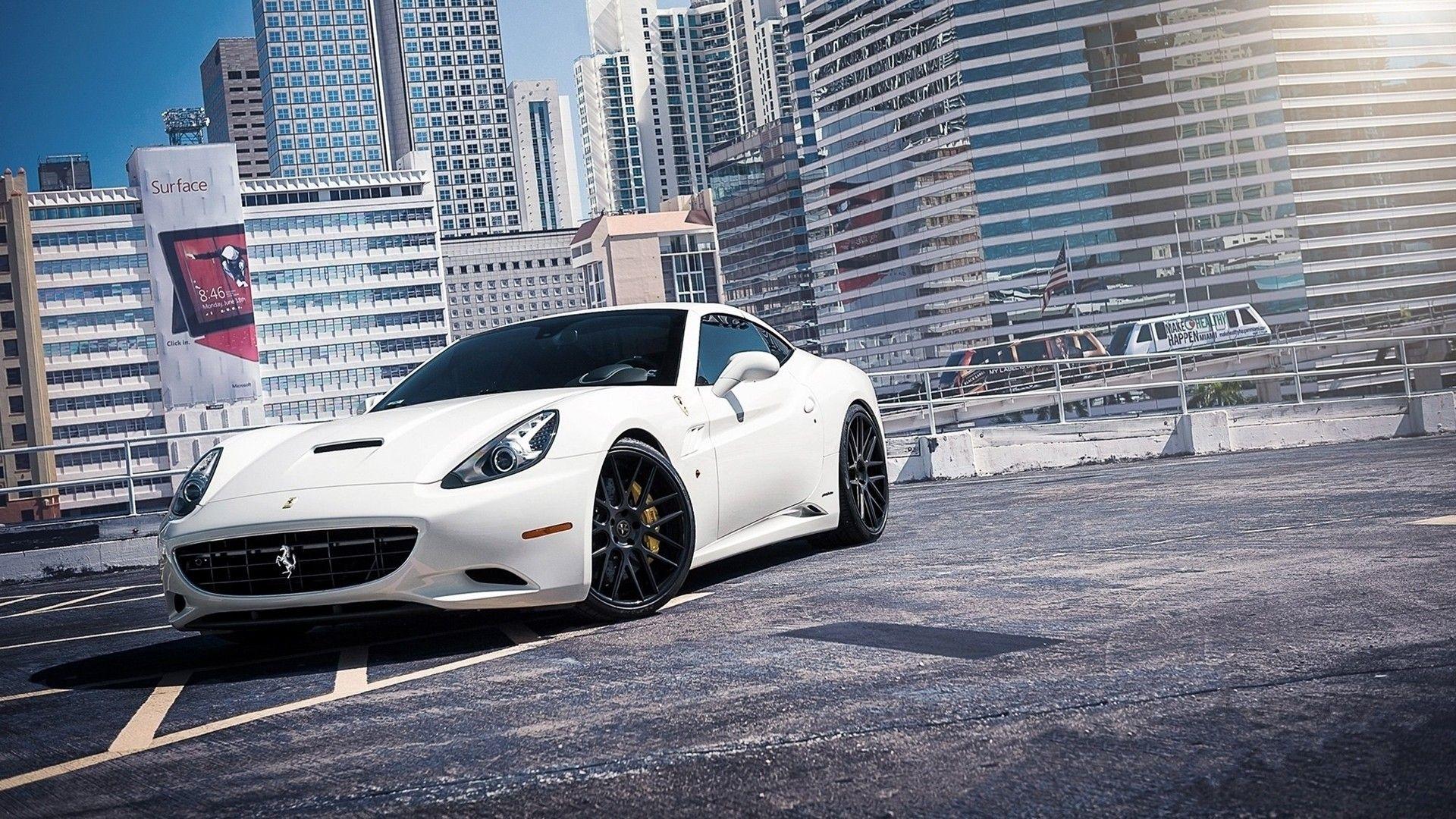 White ferrari california v12 1080p hd wallpaper car cool white ferrari california v12 1080p hd wallpaper car voltagebd Gallery