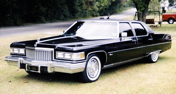 1976 Cadillac Fleetwood Brougham | Cars I will have when I grown up