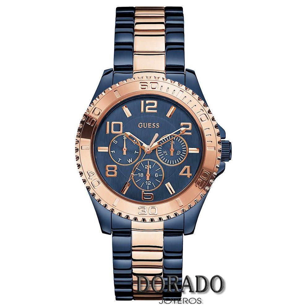 Relojes Guess Dama  2fbcb46e0bf7