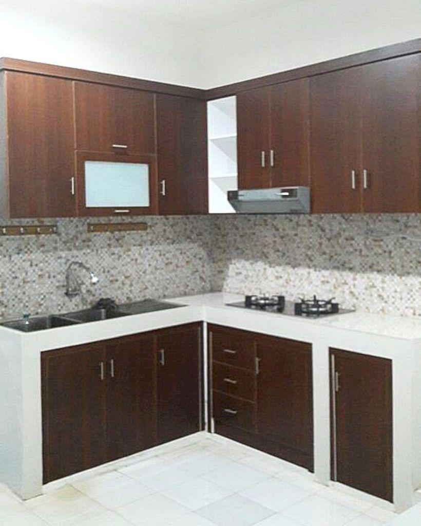 55 minimalist kitchen set ideas for small spaces https realivin net