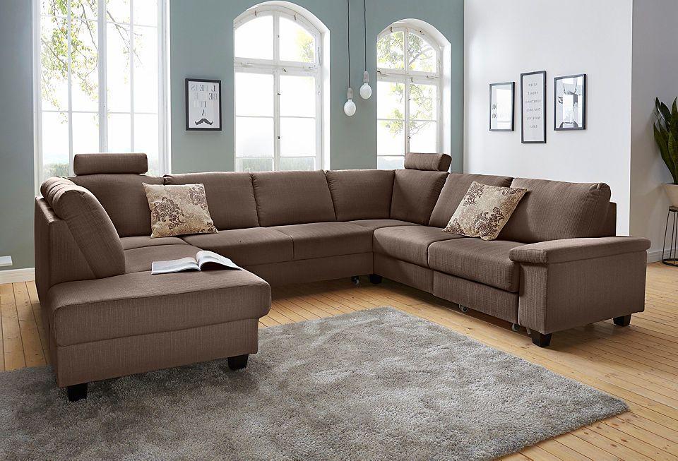Wohnlandschaft XL, wahlweise mit Bettfunktion und Schubkasten Jetzt - big sofa oder wohnlandschaft