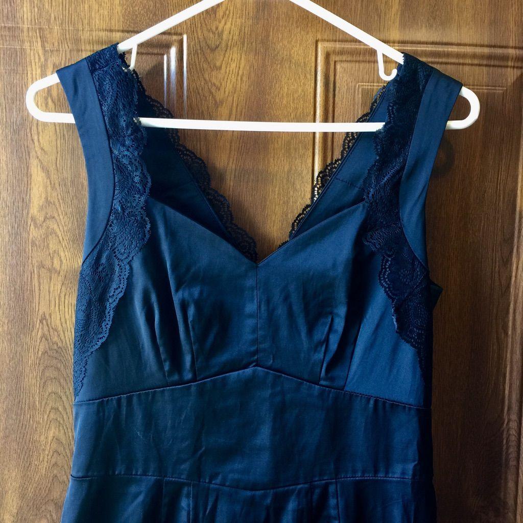 H&m blue lace dress  Vintage HuM Black Lace Dress  Products