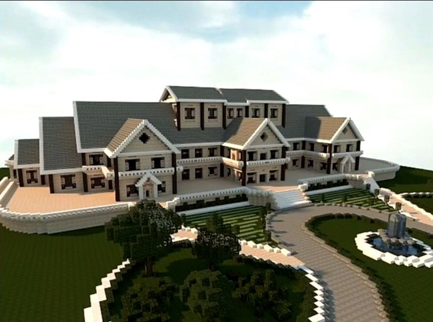This House Is Amazing Creator Unknown Minecraft House Goals