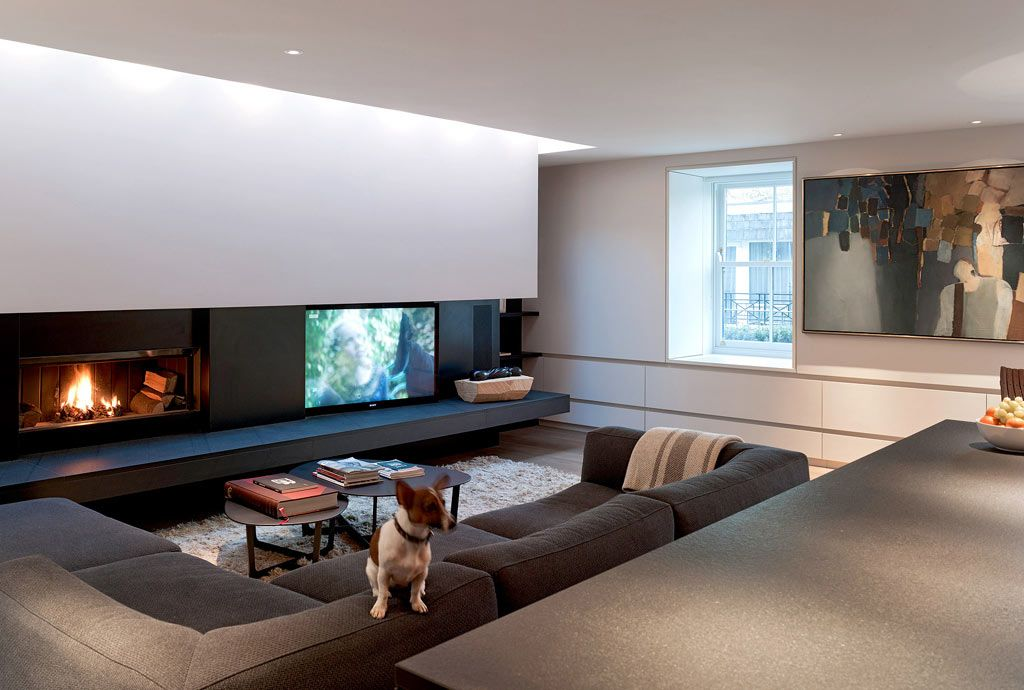 McLean Quinlan Architects London Winchester - Bayswater
