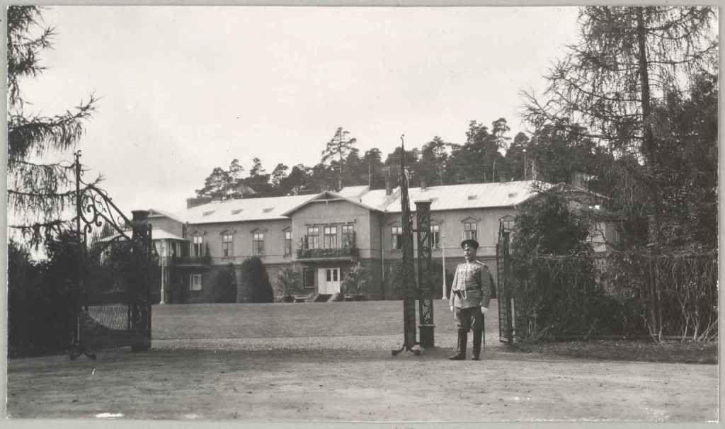 Pleasing Imperial Houses In Poland Spala Skierniewice Bialowieza Download Free Architecture Designs Scobabritishbridgeorg