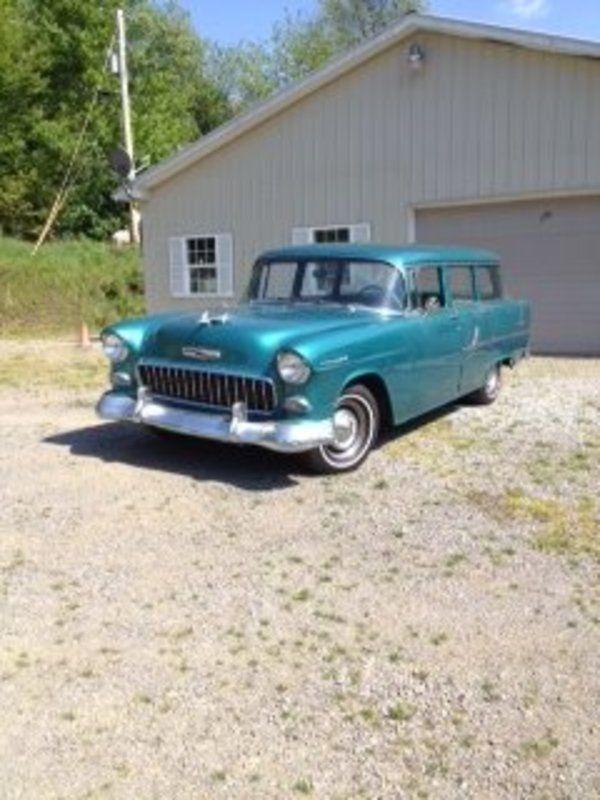 1955 Chevrolet 210 Townsman (PA) - $15,000 Please call Richard @ 724 ...