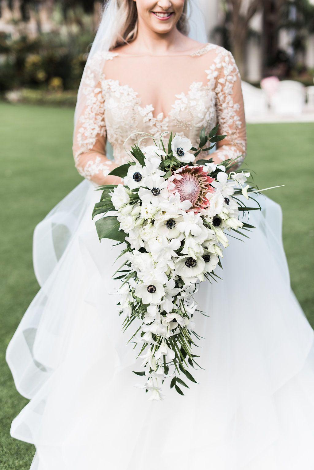 Hayley Paige Lorelei 6654 Wedding Dress Used Size 16 2 300