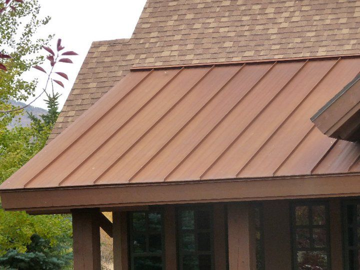 Rusted Metal Roofing Residential Metal Roofing House Exterior Colorado Homes