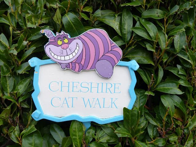 CHESHIRE CAT WALK, de Nana