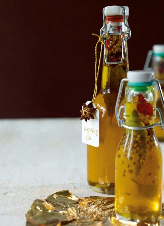 Orient Gewurzol Rezept Rezept Geschenke Aus Der Kuche Gewurze Essen Und Trinken