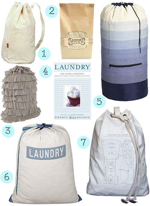 Needed Laundry Bag Design Sponge