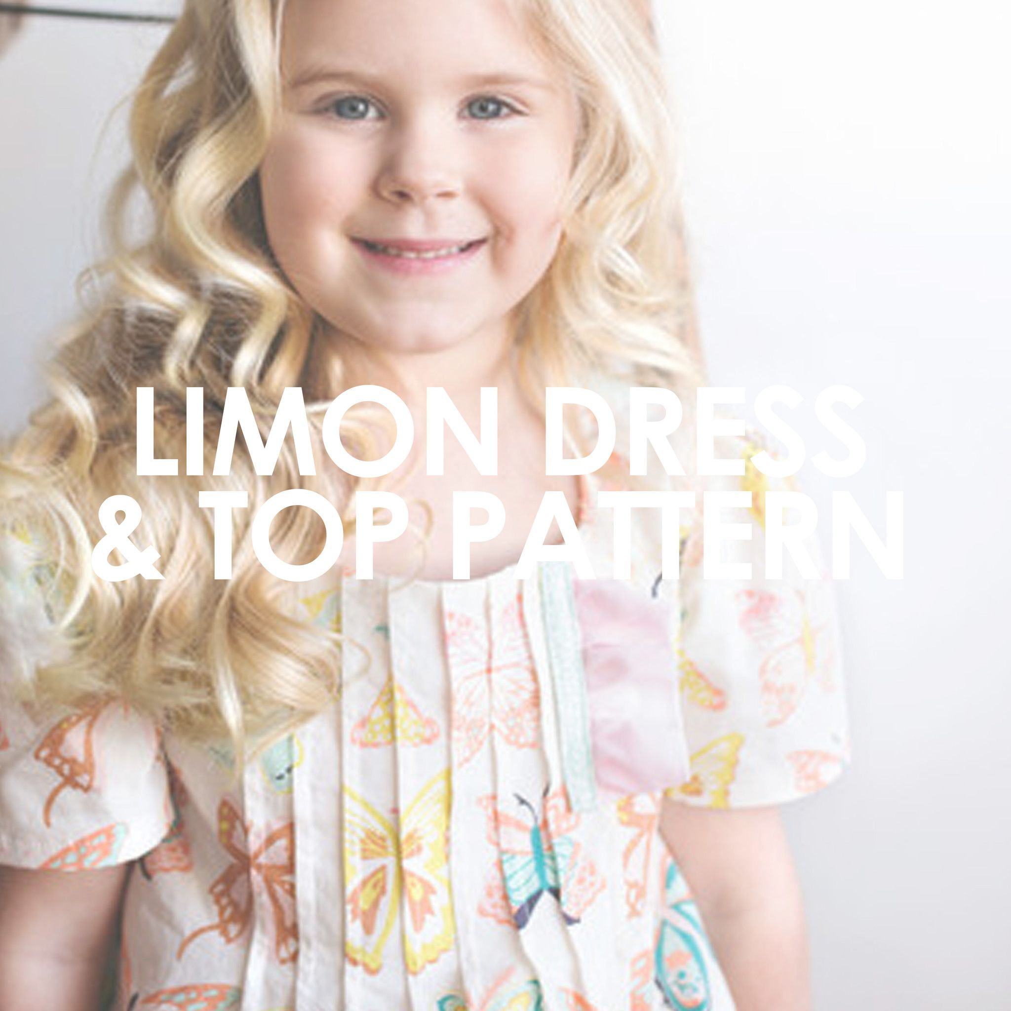Limon Dress & Top | Patterns, Sew dress and Clothing patterns