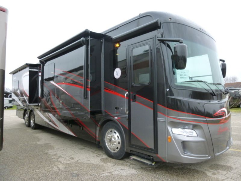 2016 Forest River Berkshire XLT 43A Stock 6121 Total