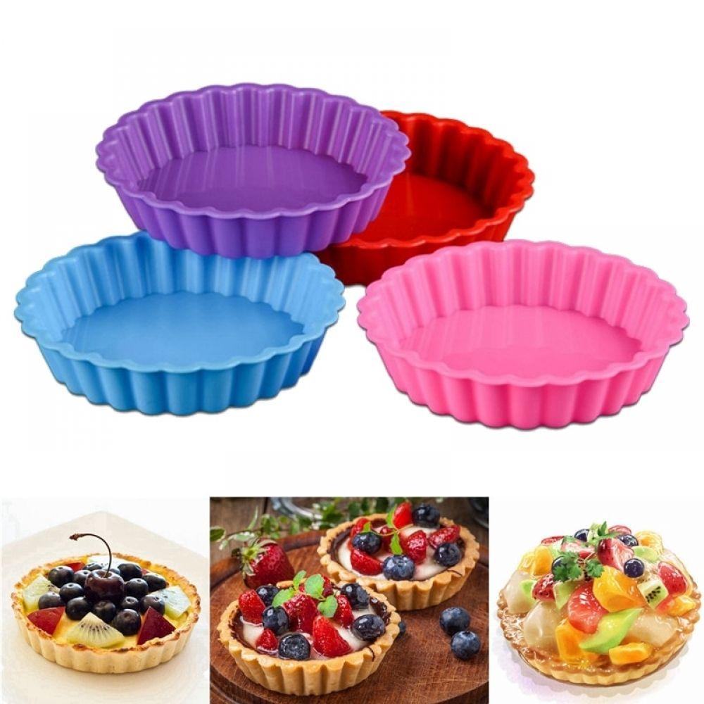 Silicone Cake Mold Fruit Pie Egg Tarts Mold Baking Tray $ 9.00 #shoppingonline #davmicfashion #shoppingday #shoppingaddict #shoppingtime #shoppingbag