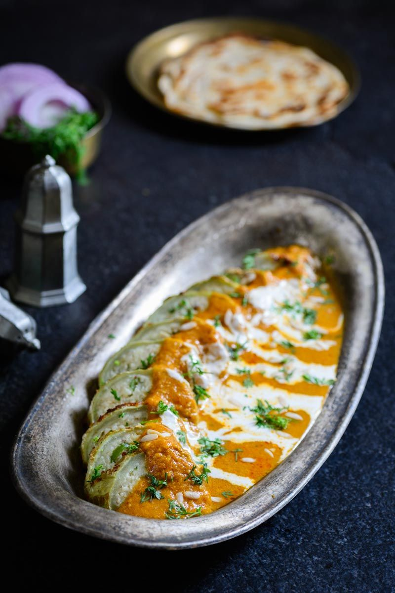 Lauki nazakat recipe recipe pinterest gourds cuisine and lauki nazakat is a vegetarian awadhi recipe made with bottle gourd which truly reflects the rich and royal nature of the mughlai cuisine forumfinder Image collections