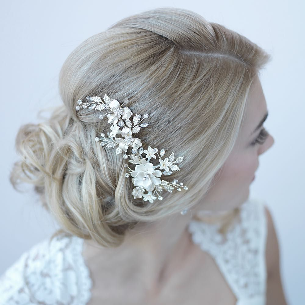 Wedding Styles For Short Hair 50 Magnificent Wedding Updos — Best Ideas For Brides With Either