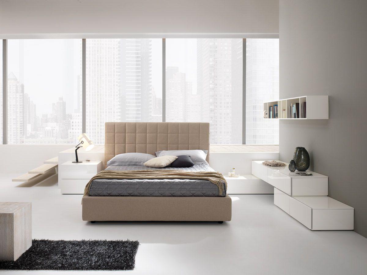 Dormitorio minimalista exential notte dormitorios for Decoraciones para salas modernas
