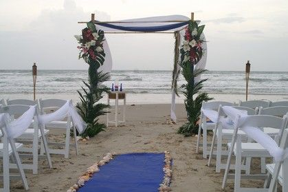 Corpus Christi Beach Weddings